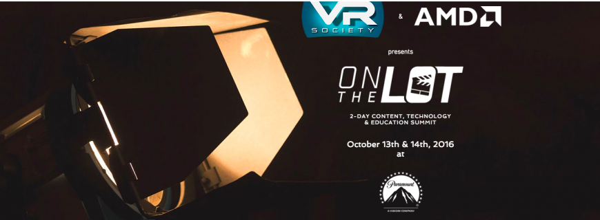 VR On The Lot