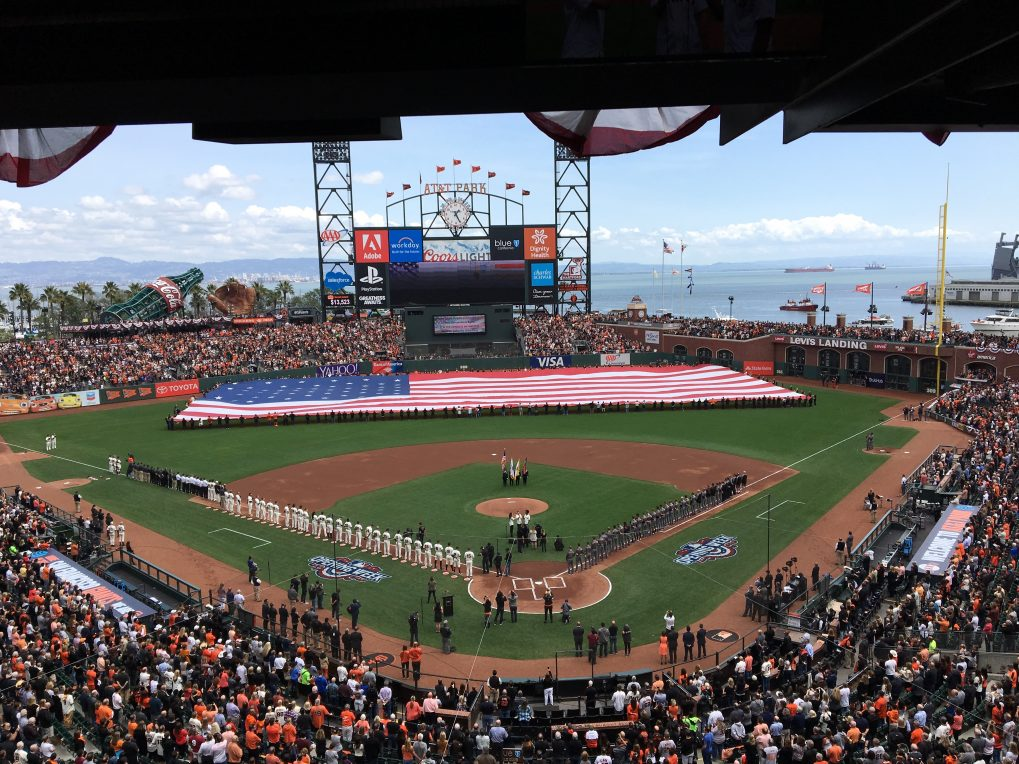 San Francisco Giants Fans Get Engaged with VR on Opening Day